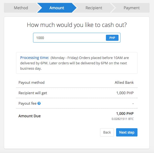 How do I cash out through bank transfer? – Coins ph Help Center