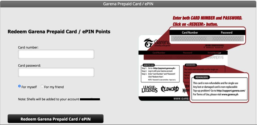 Epin card - FOREX Trading